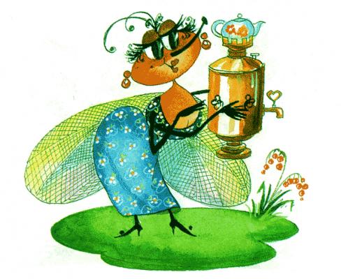 Подготовка насекомых к зиме