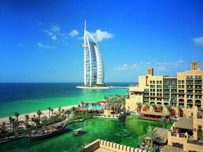 Рейтинг найкрасивіших міст світу, фото Дубай
