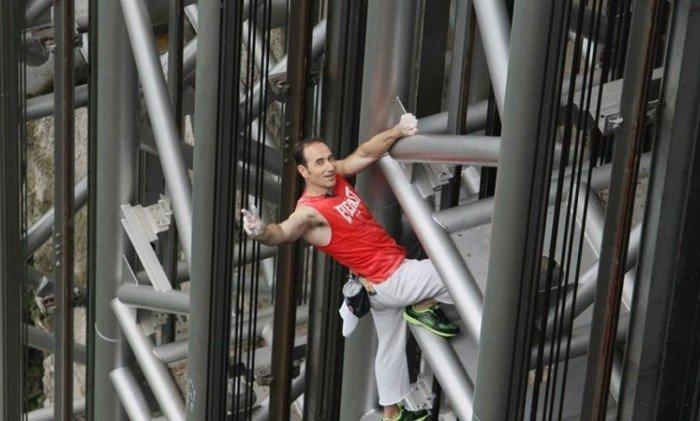Лифт байлонг. Самый высокий лифт в мире, фото 6