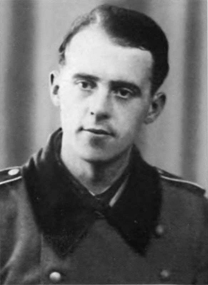 Генрих Бёлль – антивоенный писатель