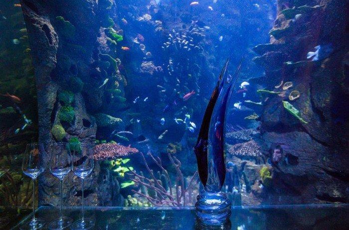 Ресторан акваріум «Аль Махара» в Дубаї, фото 3