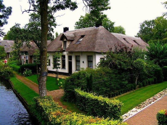 Деревня Гитхорн - Голландская Венеция, фото 3