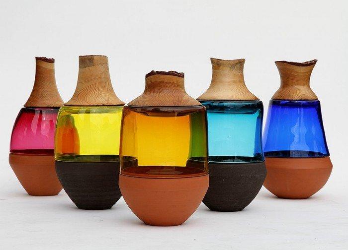 Михаил Ломоносов – автор технологии варки цветного стекла