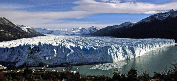 Всемирное наследие ЮНЕСКО, фото - Ледник Перито Морено