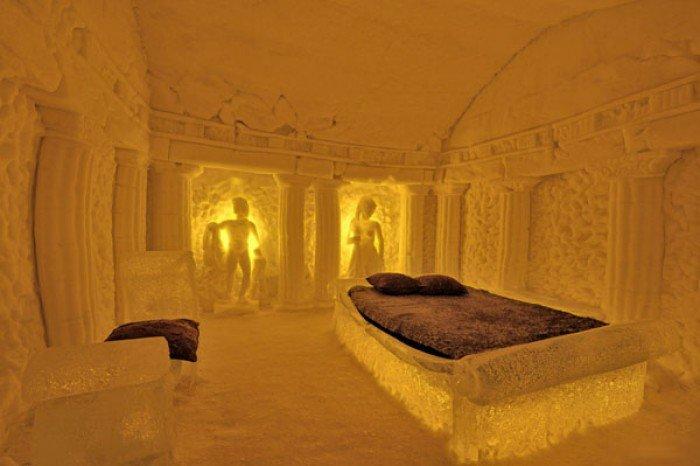 """Уникальный ледяной отель """"Hotel of Ice"""", фото 1"""