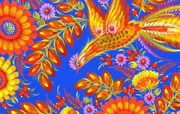 Магия петриковской росписи
