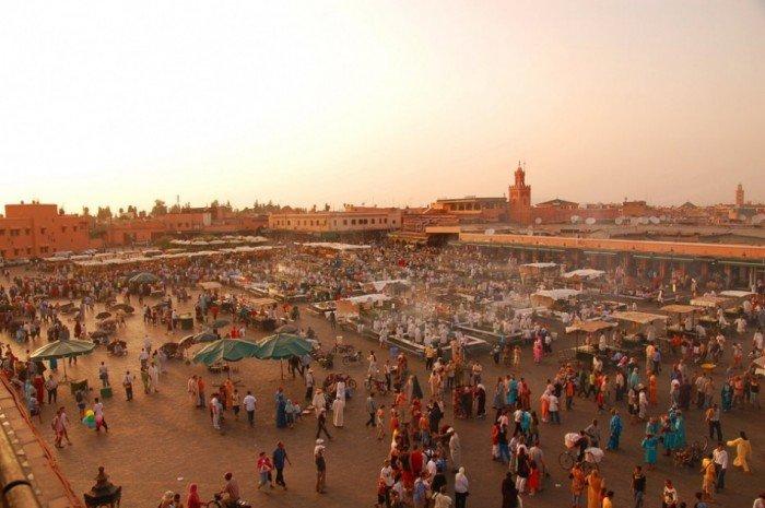 Рейтинг найкрасивіших міст світу, фото Марокко