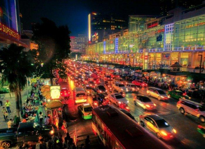 Рейтинг найкрасивіших міст світу, фото Бангкок, Таїланд