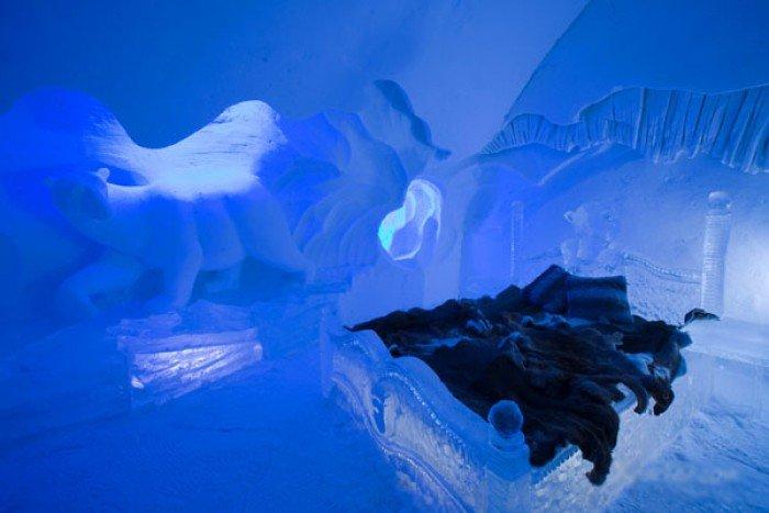 """Уникальный ледяной отель """"Hotel of Ice"""", фото 4"""