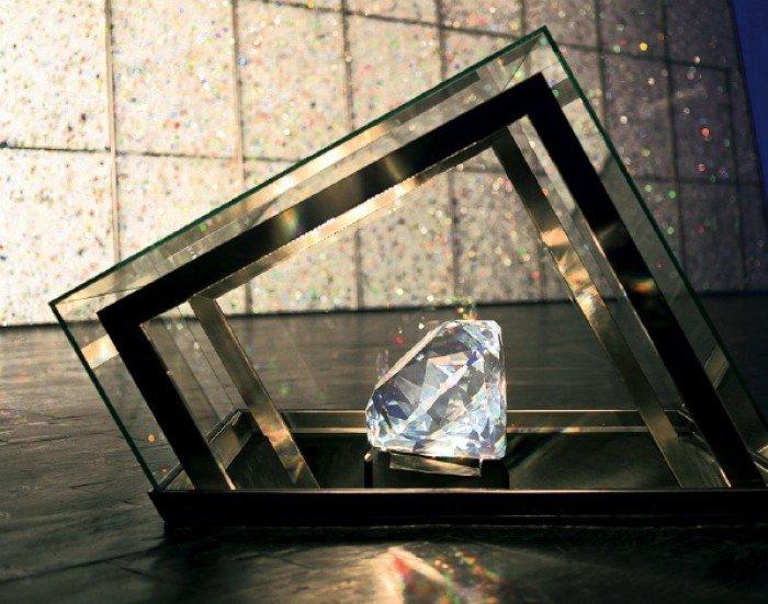 Музей Сваровскі в Австрії, фото - кристали