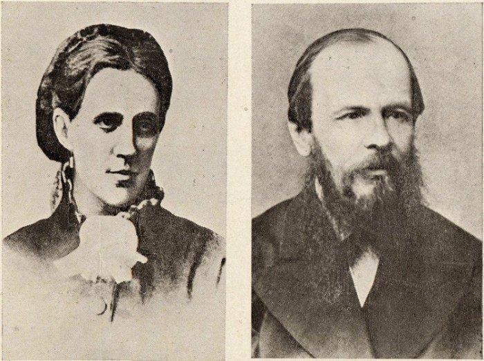 Достоевский и литературный труд
