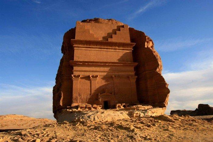Всесвітня спадщина ЮНЕСКО, фото - Аль-Хіджр