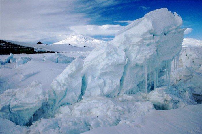 Тайны Антарктиды - климат