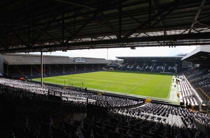 Найбільші стадони Європи для футболу - Крейвен Коттедж, Лондон