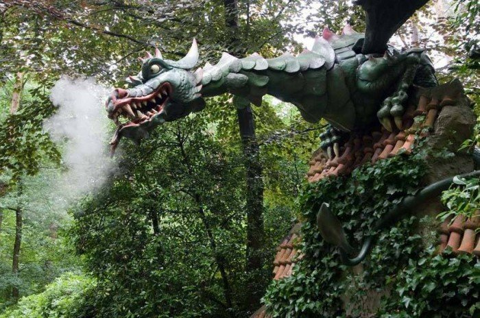Парк развлечений Эфтелинг, Каатсховел - фото 2