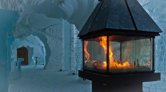 "Крижаний готель ""Hotel of Ice"" в Канаді - фото 7"