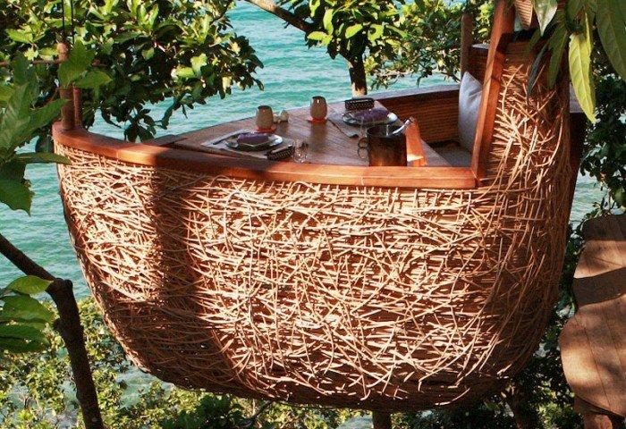 Ресторан на дереві «Пташине гніздо» в Таїланді, фото 2
