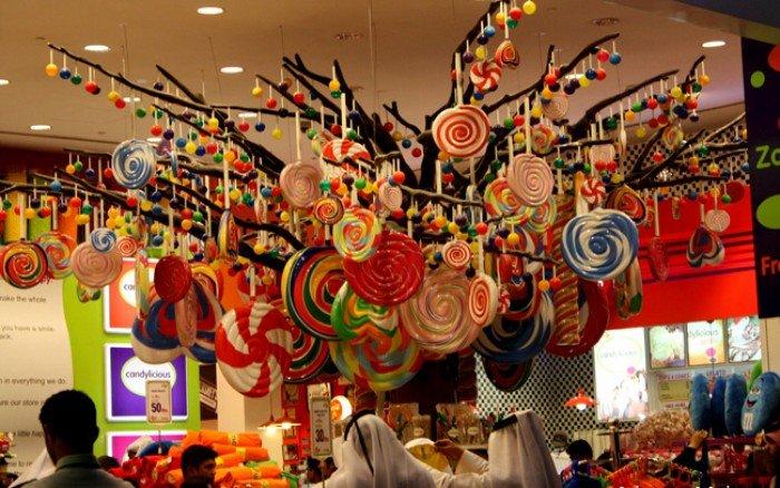 Найбільший магазин солодощів у світі, Дубаї - фото 3