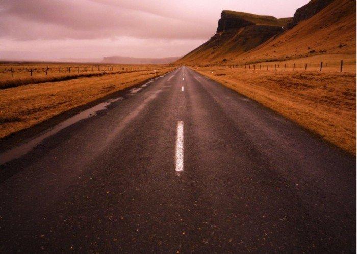 Найкрасивіші дороги світу - Шосе N 1, Ісландія