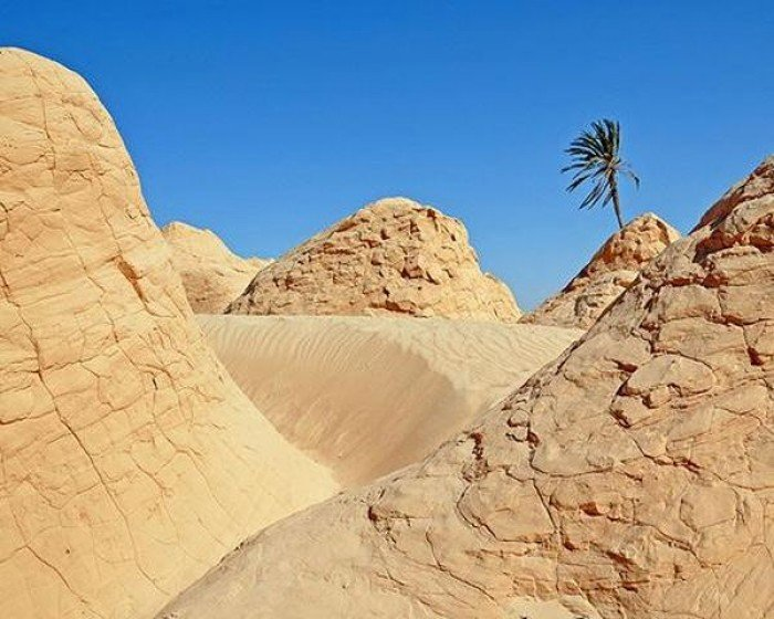 Самые жаркие точки мира, фото - Тунис