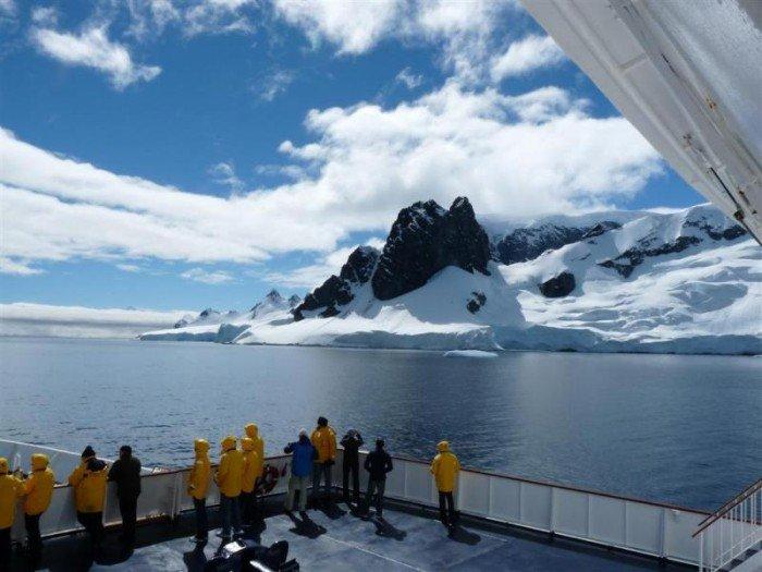 Тайны Антарктиды - население
