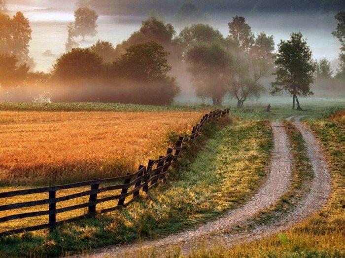 Самые красивые пейзажи от профессиональных фотографов, фото природы - 1