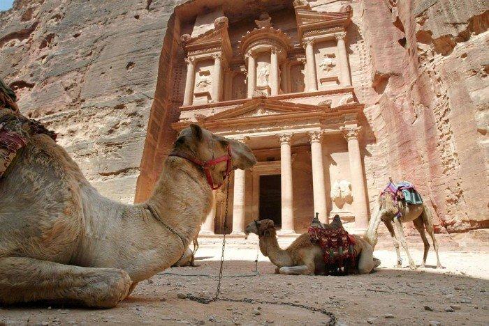 Всемирное наследие ЮНЕСКО, фото - Петра, Иордания