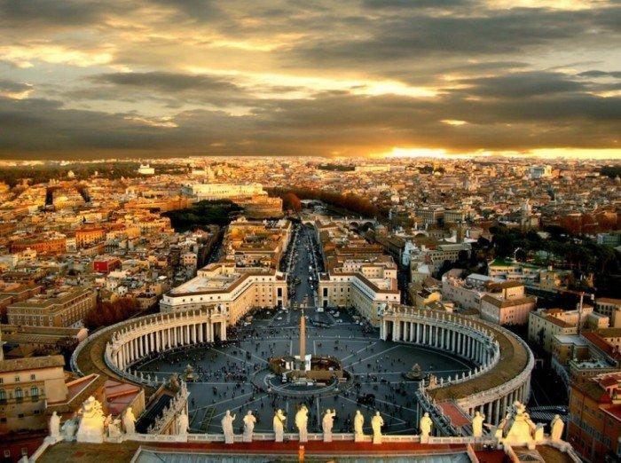 Рейтинг найкрасивіших міст світу, фото Рим