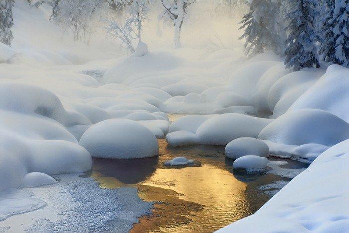 Самые красивые пейзажи от профессиональных фотографов, фото природы - 11