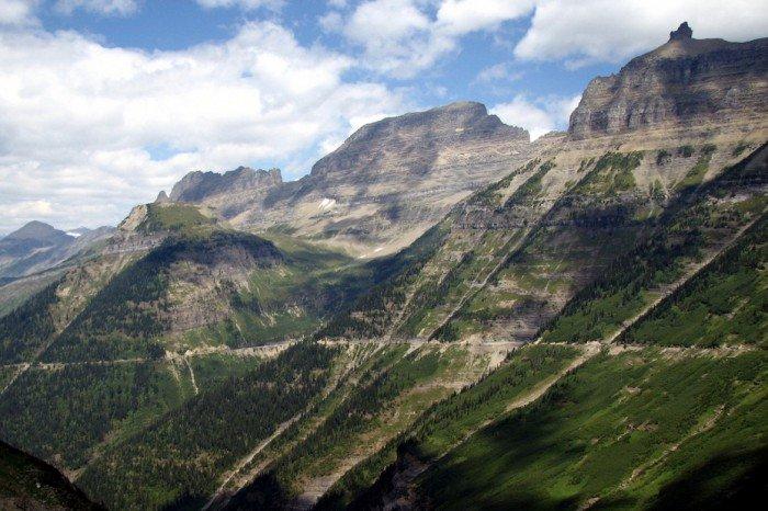 Найкрасивіші дороги світу - Сонячна дорога, Монтана
