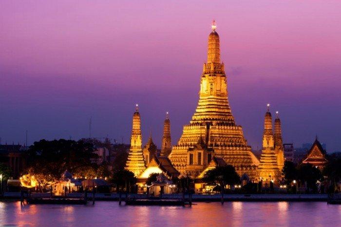 Рейтинг найкрасивіших міст світу, фото Бангкок
