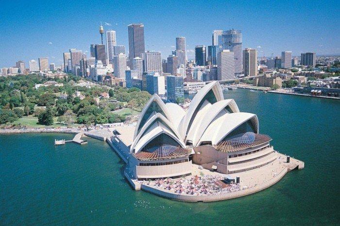 Рейтинг найкрасивіших міст світу, фото Сідней