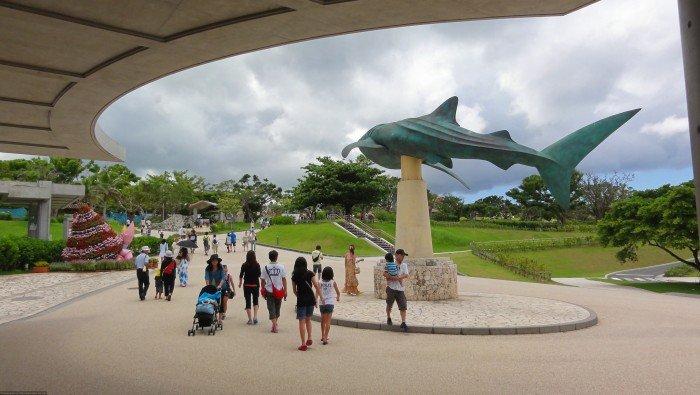 Самые большие аквариумы в мире - Япония, фото 3