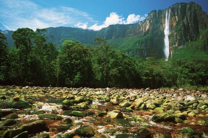 Найвищі водоспади світу - Анхель (Венесуела), фото 2