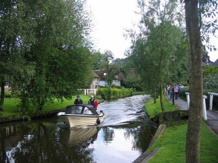 Селище Гітхорн - Голландська Венеція, фото 4