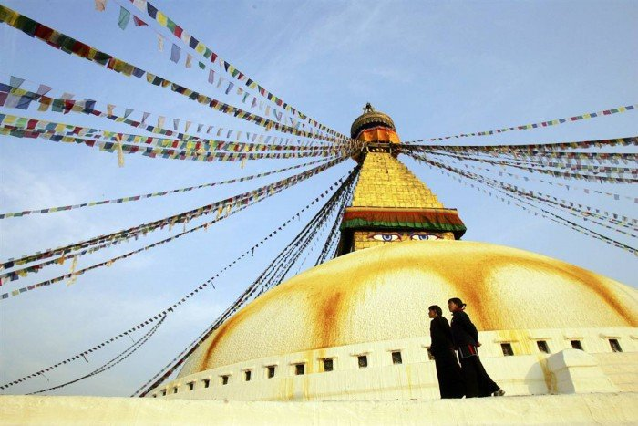 Всемирное наследие ЮНЕСКО, фото - Ступа Бодхнатх