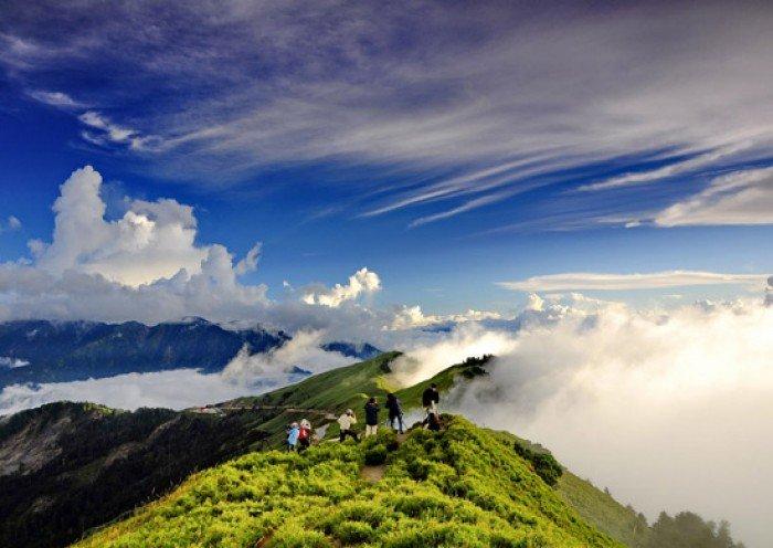 Красивые пейзажи природы. Фото - Тайвань