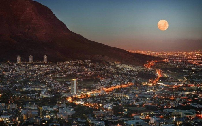 Рейтинг найкрасивіших міст світу, фото Кейптаун, ПАР