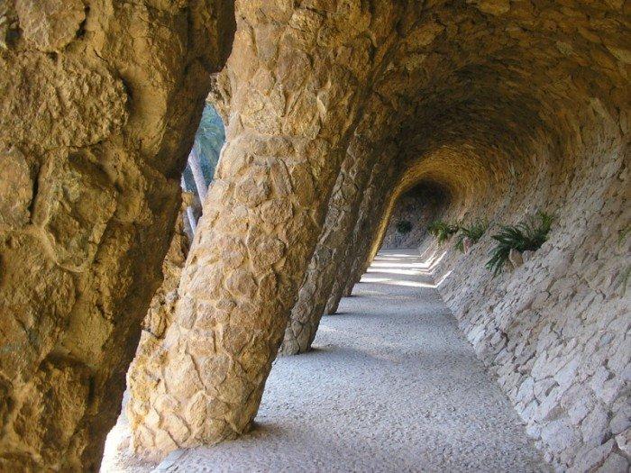 Парк Гуэля, Барселона - фото 16