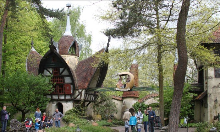 Парк развлечений Эфтелинг, Каатсховел - фото 12