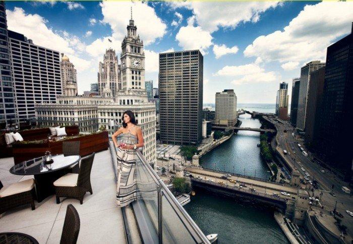 Рейтинг найкрасивіших міст світу, фото Чикаго