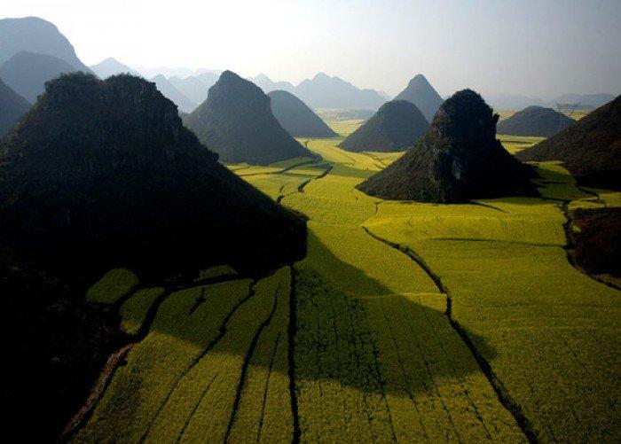 Красивые пейзажи природы. Фото - Филиппины, Шоколадные Холмы