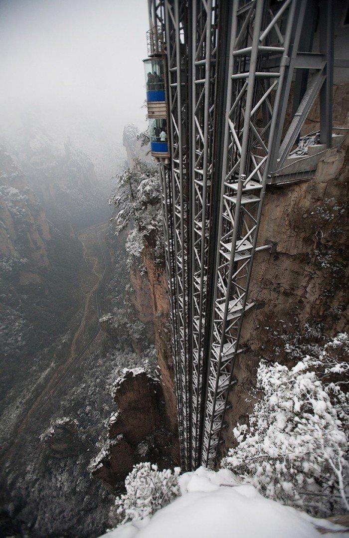 Лифт байлонг. Самый высокий лифт в мире, фото 4