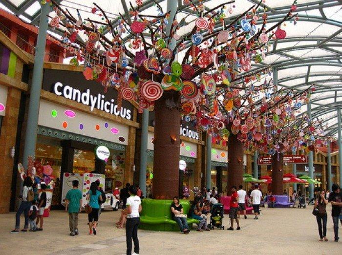 Найбільший магазин солодощів у світі, Дубаї - фото 1
