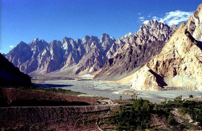 Найкрасивіші дороги світу - Каракорумське Шоссе, Пакистан