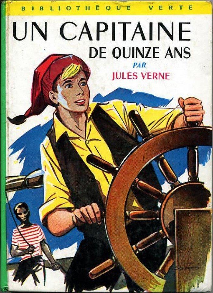 Жюль Верн. Пятнадцатилетний капитан