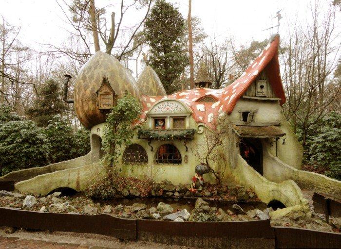 Парк розваг Ефтелінг, Каатсхойвел (Нідерланди) - фото 14