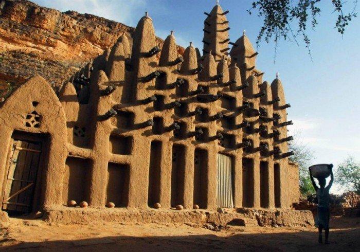 Самые жаркие точки мира, фото - Мали