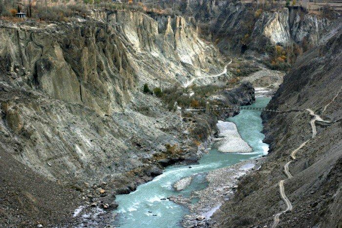 Найкрасивіші дороги світу - Каракорумське Шосе, Пакистан