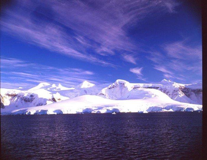 Цікаві факти про Антарктиду - материк без уряду